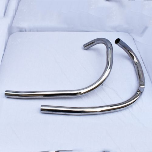 A10 Early Swingarm 1956-57 Exhaust Pipes