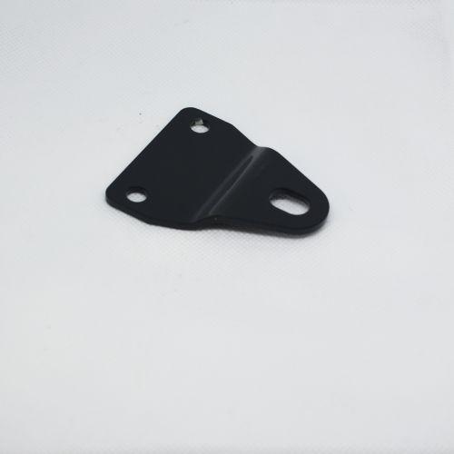 Bantam D7, D10, D14/4, B175 Silencer Bracket - Black