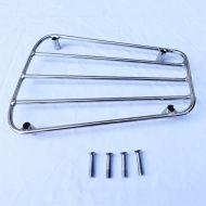 Triumph T100, T110, T120, 6T Pre Unit 3 Bar Parcel Rack
